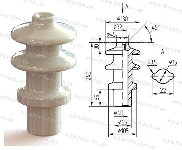 Изолятор ИПТ-6-10/250 А О1